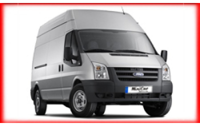 Minicar Rent a Car - Ford Transit or similar