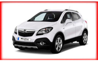 Minicar Rent a Car - Opel Mokka or similar